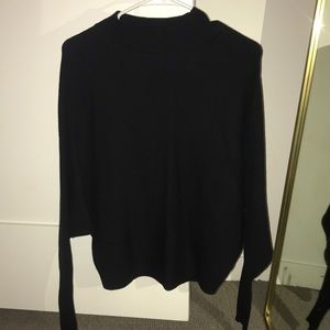 Zara Dolman Sleeve Knit Sweater
